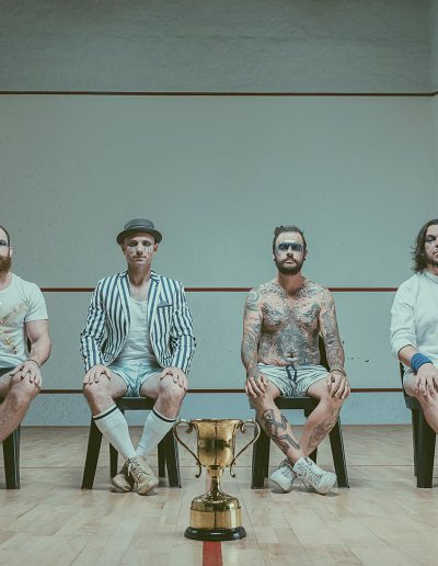 The Parlotones by Andre Badenhorst