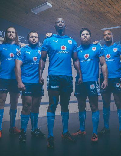 Vodacom Blue Bulls Campaign