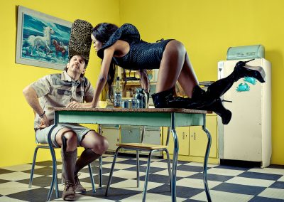 Jack Parow by Andre Badenhorst