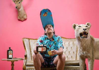 Jack Parow by Photographer Andre Badenhorst